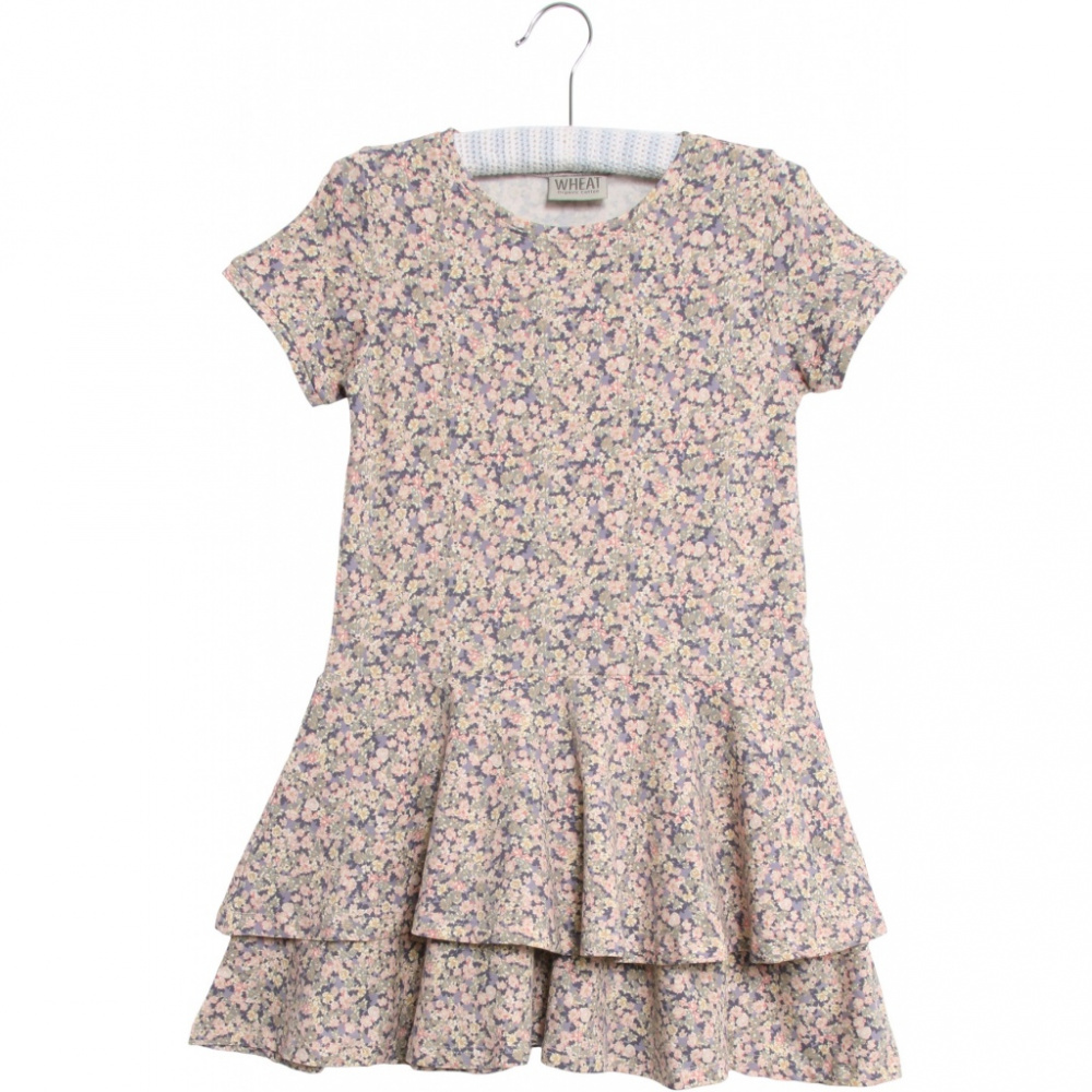 8478ab43 Wheat kjole Brynja soft lavender - Barneklær - Sam & Sofie