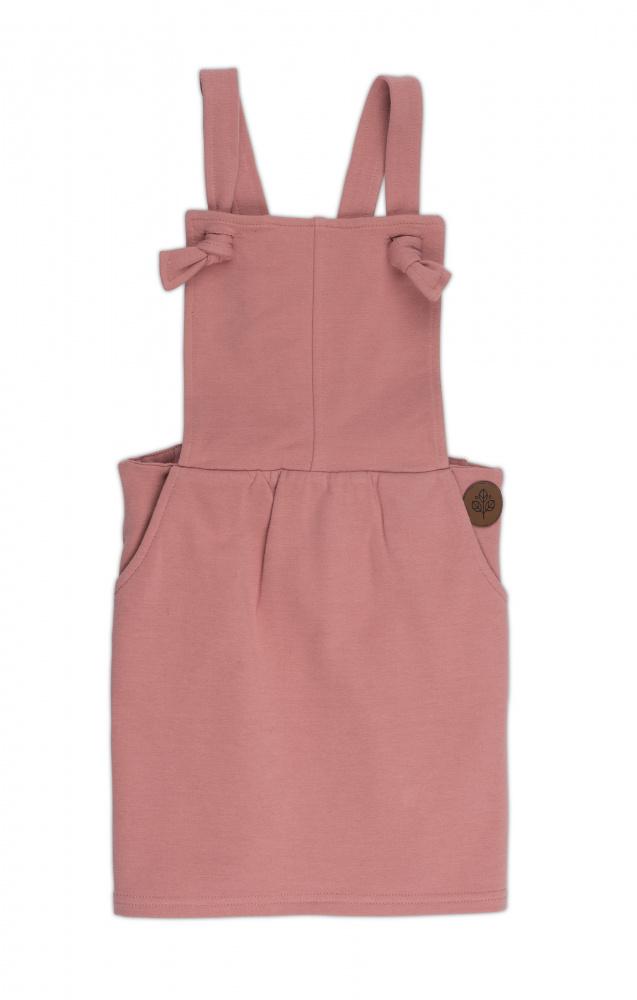 Gullkorn design, Vesla kjole dyp rosa