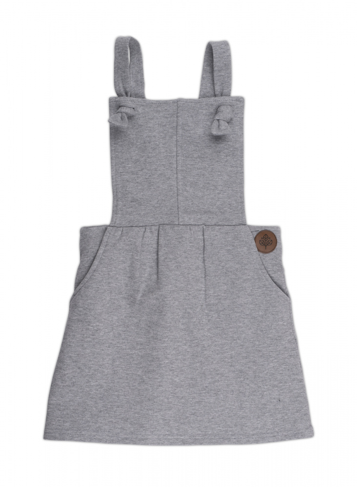 Gullkorn design, Vesla kjole gyllen grå