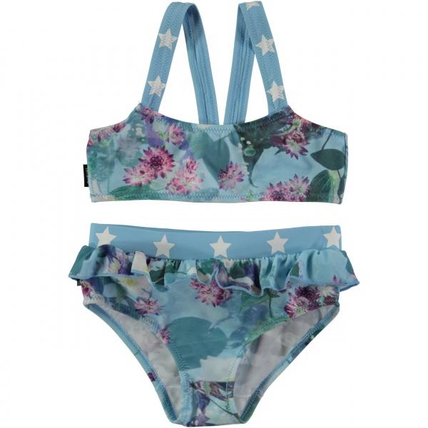 219a76839 Molo, Naila aquar flowers bikini