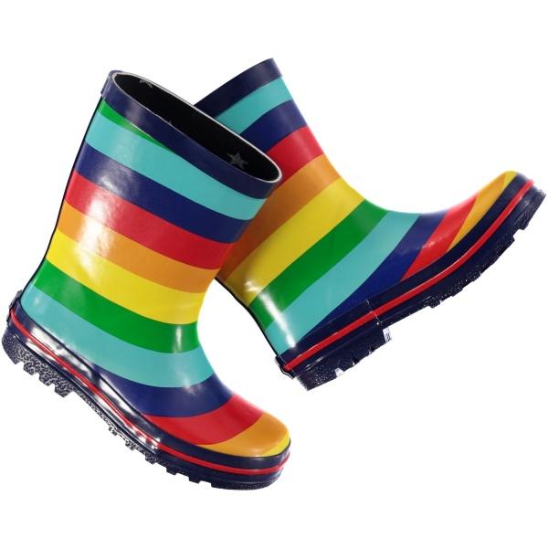 2752a255 Hjem Farge Multifarget Sejer gummistøvler Molo rainbow. Previous; Next