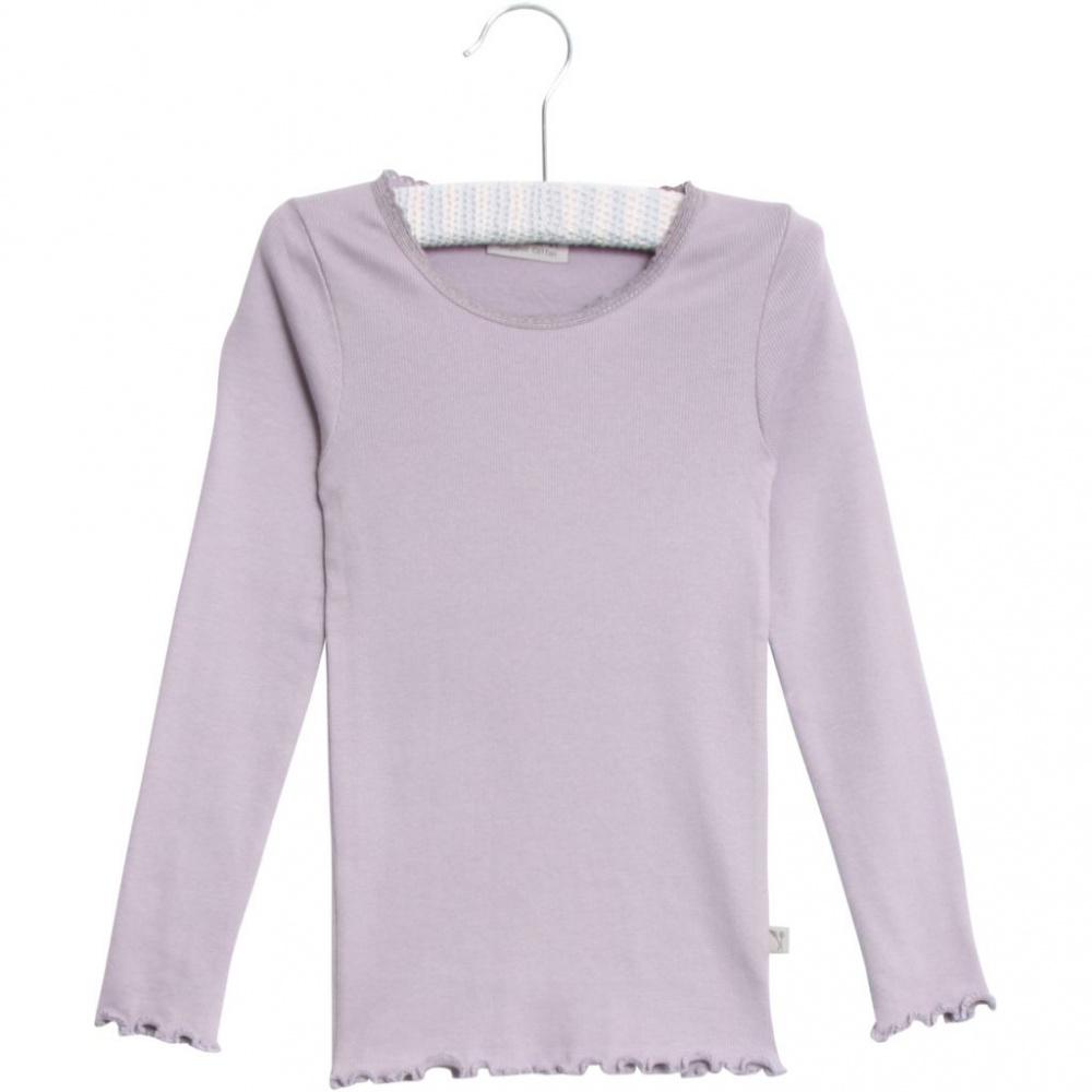 5292dbea527d Wheat rib genser soft lavender - Barneklær - Sam   Sofie