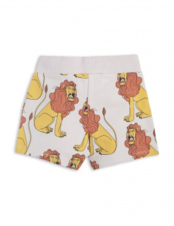 Mini rodini, lion sweatshorts