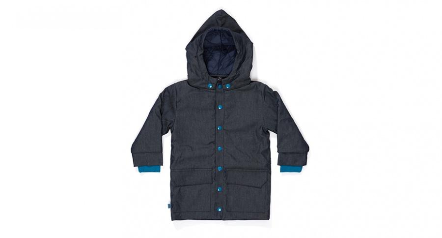 Albababy, Herica jakke mørkeblå Barneklær og Interiør AS