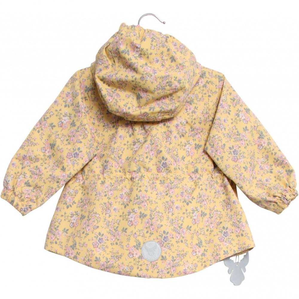 4bb66ca7 Wheat vår/høstjakke Cornelia yellow baby - Barneklær - Sam & Sofie