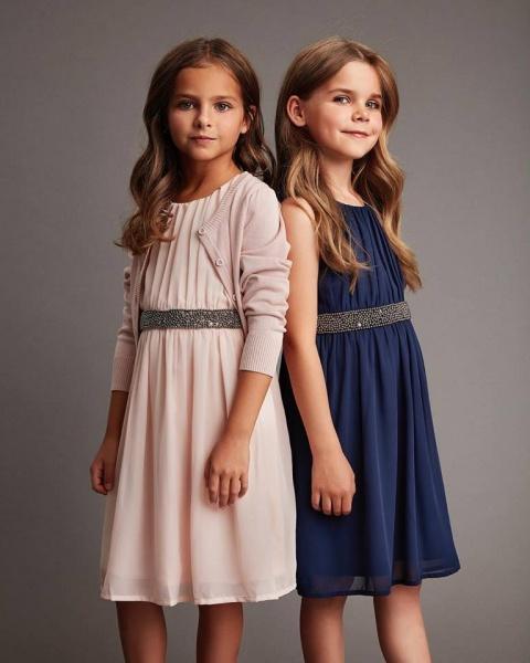 Creamie, Rosie kjole Barneklær og Interiør AS