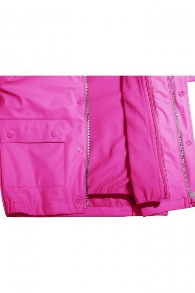 a5dba8c0 Ticket to Heaven, Flash pink regnsett med fleecefor - Barneklær ...
