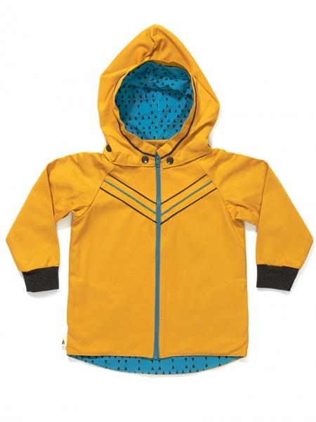 Albababy, Gonye gul jakke Barneklær og Interiør AS