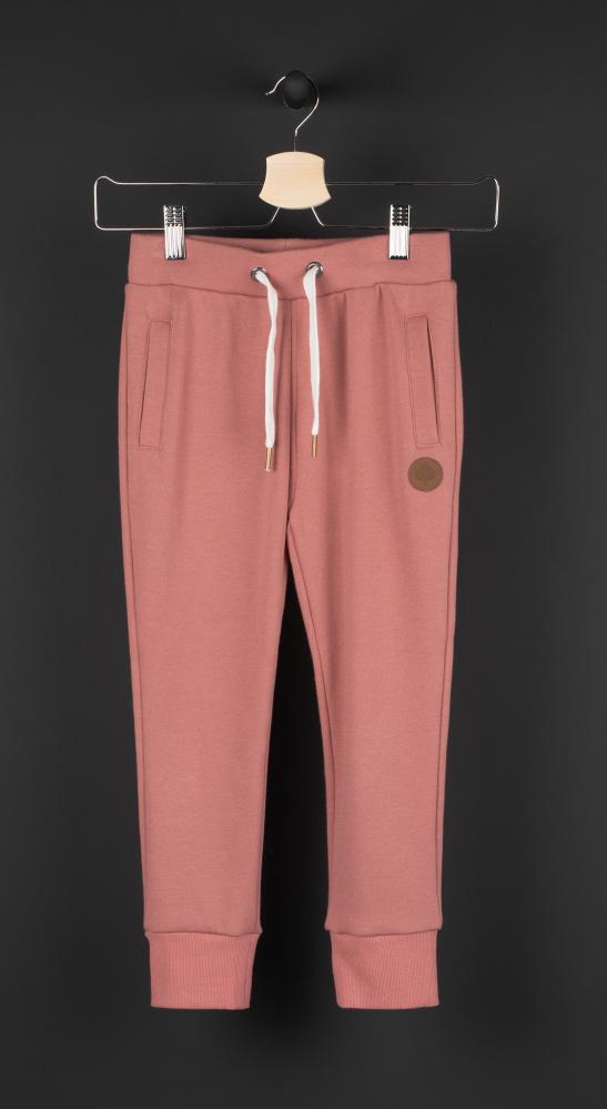 fc9ea7896 Gullkorn design, Vennen fleecebukse dyp rosa
